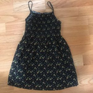 Baby Gap Floral Smocked Cotton Sundress 4T